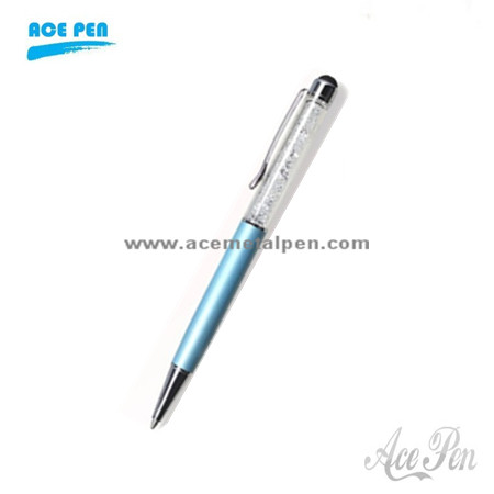 Touch Stylus Pens with Czech Crystal