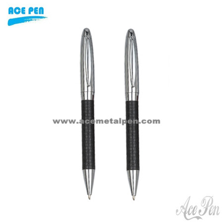 Leather Ball Pen