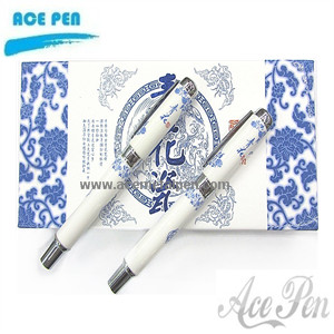 Blue and White Porcelain Pens 018