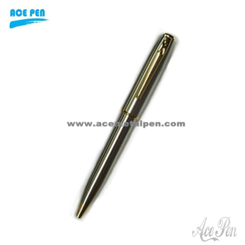 Twist Metal Ballpoint Pen