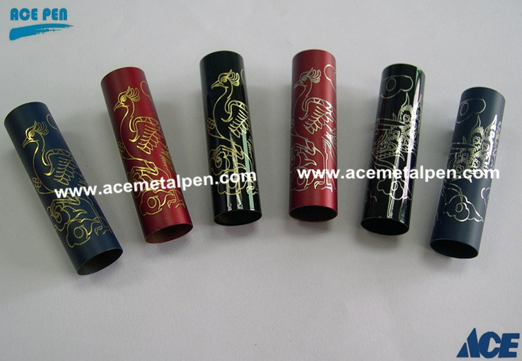 Pen Brass Tubes with fashion design