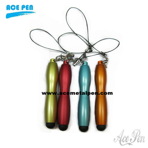 2013 NEW Design Touch Stylus bottle gourd Shape pen for iPhone